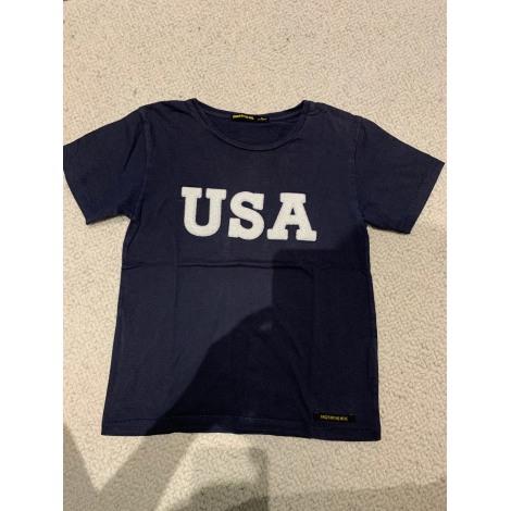 Tee-shirt FINGER IN THE NOSE Bleu, bleu marine, bleu turquoise