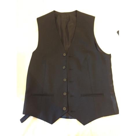 Gilet, cardigan DE FURSAC Noir