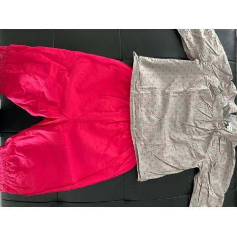 Ensemble & Combinaison pantalon VERTBAUDET Violet, mauve, lavande