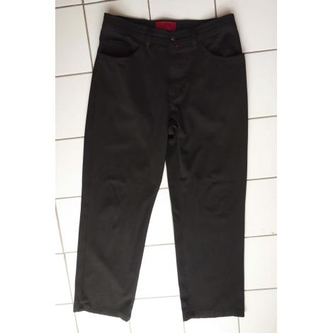 Jeans droit PIERRE CARDIN Noir