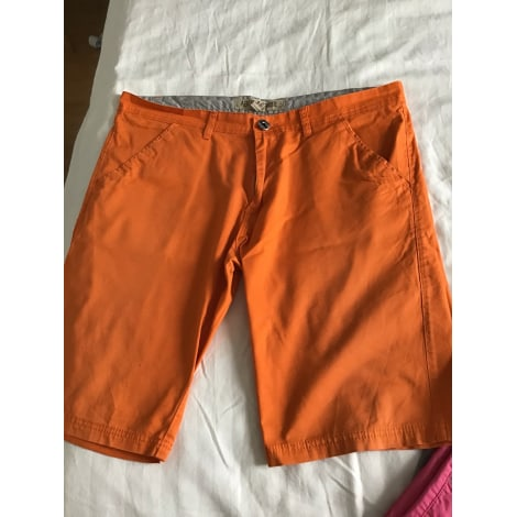 Short ABERCROMBIE & FITCH Orange