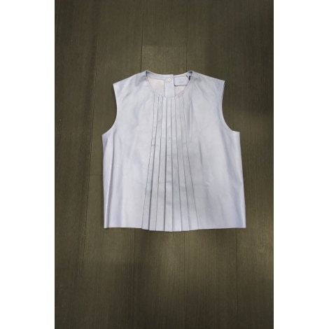 Top, tee-shirt PRADA Violet, mauve, lavande