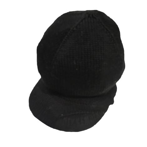 Bonnet DIRK BIKKEMBERGS Noir