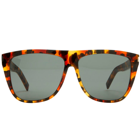 Sunglasses SAINT LAURENT Animal prints
