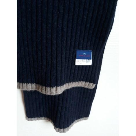 Echarpe CYRILLUS Bleu, bleu marine, bleu turquoise