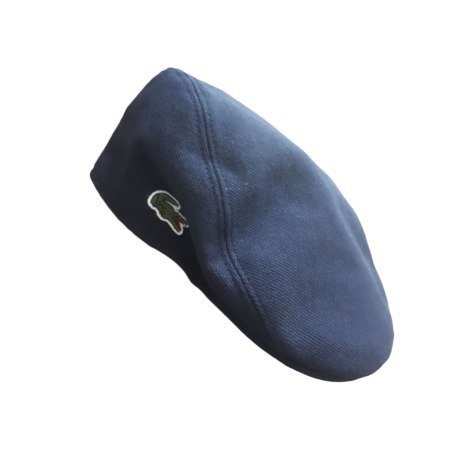 Béret LACOSTE Bleu, bleu marine, bleu turquoise