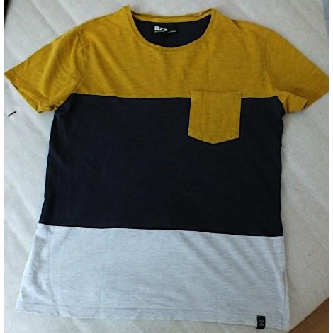 Tee-shirt POCHE DEVANT Multicouleur