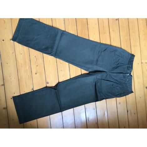 Pantalon droit NEW MAN Vert