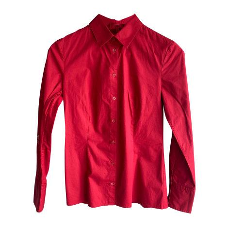 Chemise HUGO BOSS Rouge, bordeaux