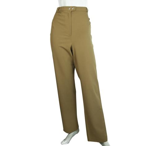 Pantalon droit LAURÈL Marron