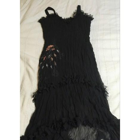 Robe longue INFINITIF Noir