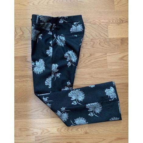 Pantalon droit LAURÈL Noir