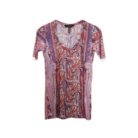 Top, tee-shirt ISABEL MARANT Rose, fuschia, vieux rose