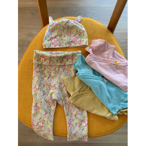 Ensemble & Combinaison pantalon PETIT BATEAU Jaune