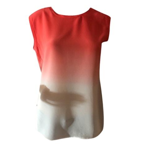 Top, tee-shirt LIU JO Blanc, blanc cassé, écru