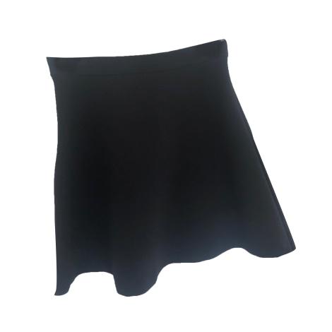 Jupe courte SANDRO Noir