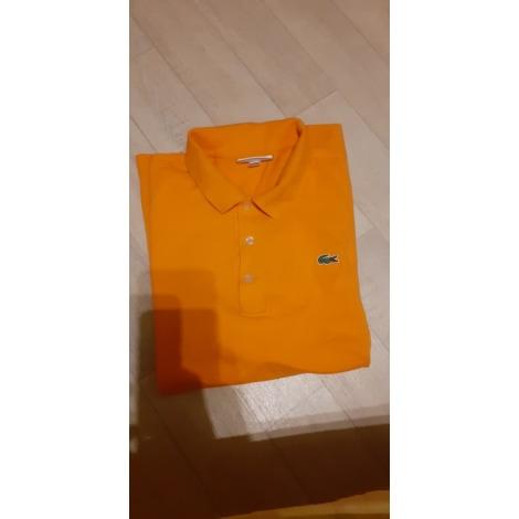Polo LACOSTE Orange