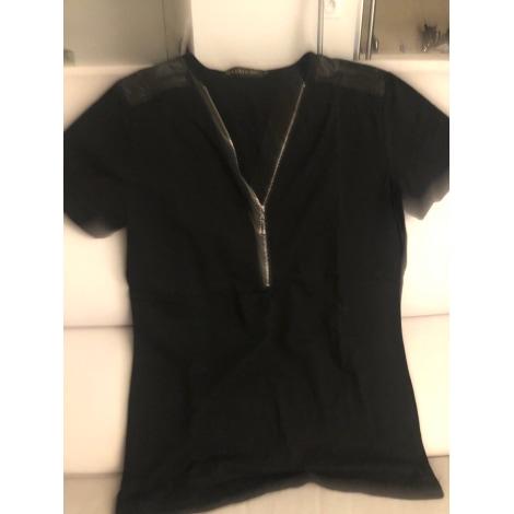 Tee-shirt SEVENTH DAY Noir