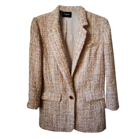 Veste THE KOOPLES Beige, camel