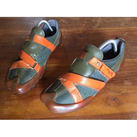 Bottines & low boots plates ART Multicouleur