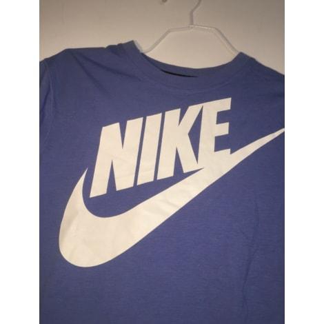 Top, Tee-shirt NIKE Bleu, bleu marine, bleu turquoise