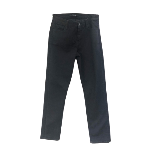 Jeans droit J BRAND Noir