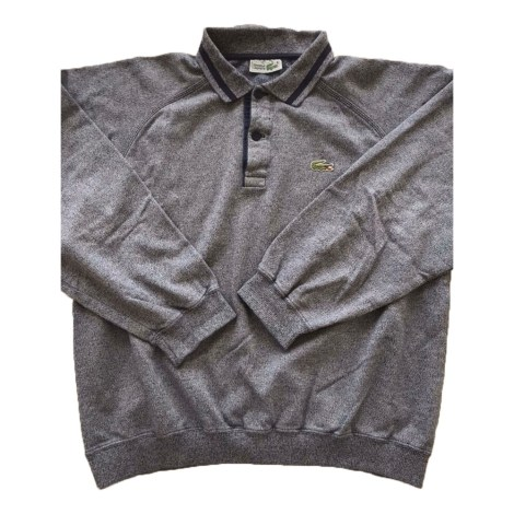 Pull LACOSTE Gris, anthracite