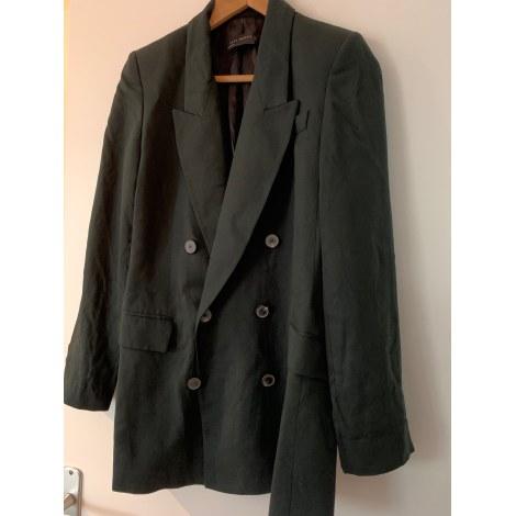 Tailleur pantalon ZARA Vert