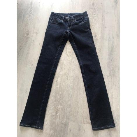 Pantalon droit G-STAR Bleu, bleu marine, bleu turquoise