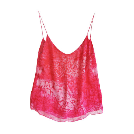 Top, tee-shirt MAJE Rose