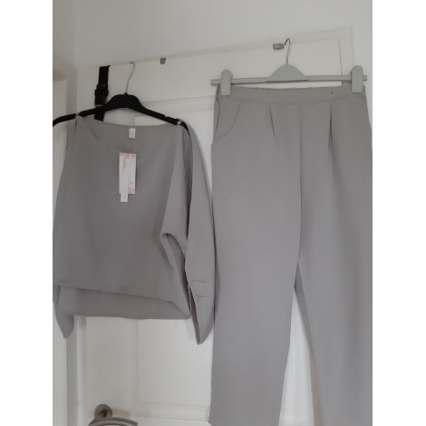 Tailleur pantalon OT 4 5T Gris, anthracite