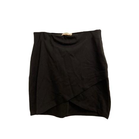 Jupe courte SÉZANE Noir