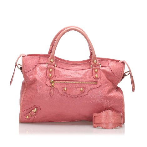 Sacoche BALENCIAGA Pink