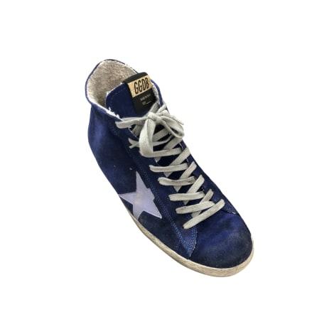 Chaussures de sport GOLDEN GOOSE Bleu, bleu marine, bleu turquoise