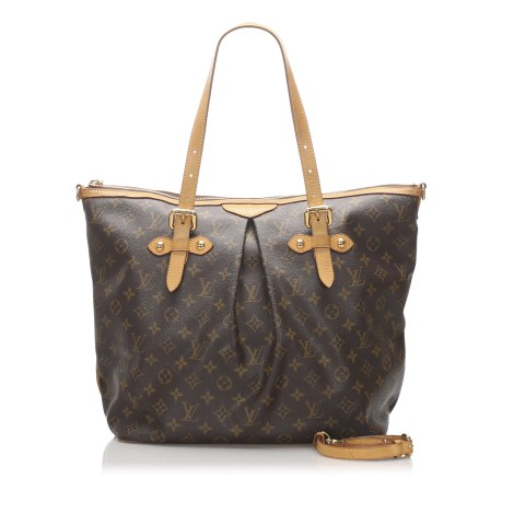 Sacoche LOUIS VUITTON Brown