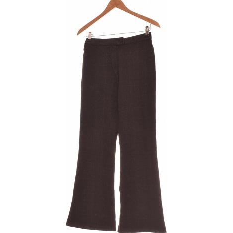 Pantalon évasé KOOKAI Gris, anthracite