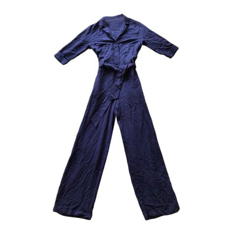 Combinaison COMPTOIR DES COTONNIERS Bleu, bleu marine, bleu turquoise