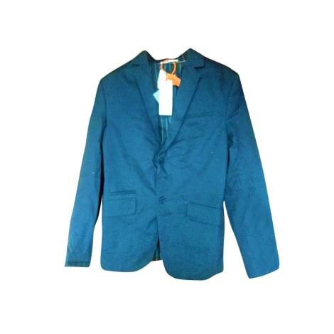 Veste HUGO BOSS Bleu, bleu marine, bleu turquoise
