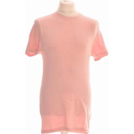 Tee-shirt ASOS Rose, fuschia, vieux rose