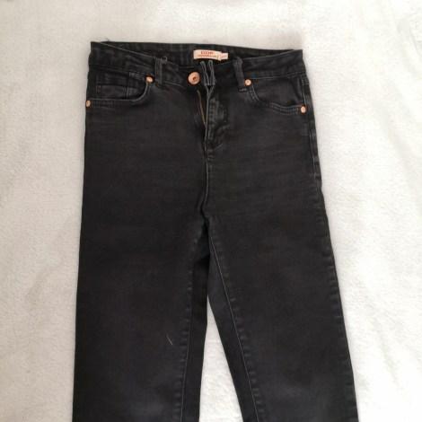 Jeans slim DDP Noir