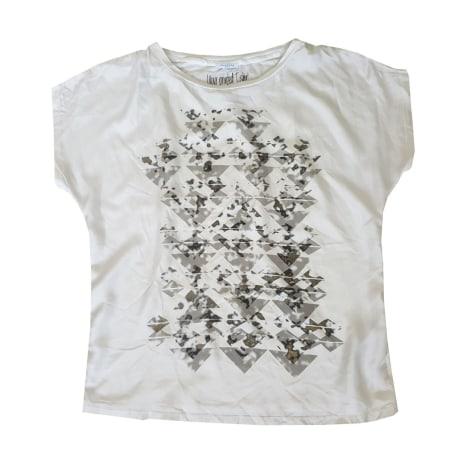 Top, tee-shirt MARELLA Blanc, blanc cassé, écru