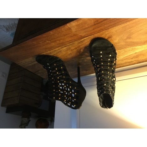 Sandales à talons ANDRÉ Noir
