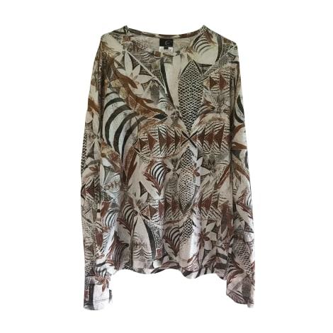 Tee-shirt JUST CAVALLI Beige, camel