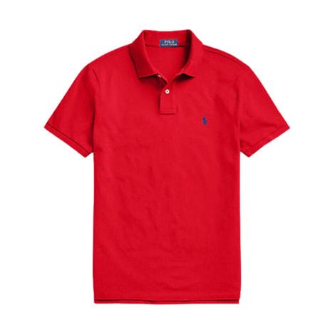 Polo RALPH LAUREN Rouge, bordeaux