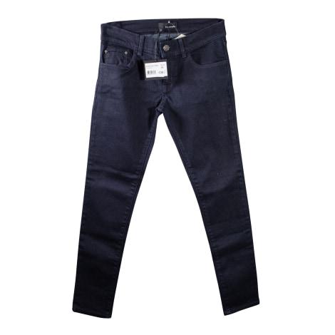 Jeans slim THE KOOPLES Bleu, bleu marine, bleu turquoise