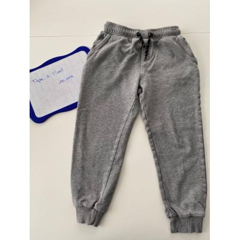 Pantalon de survêtement TAPE À L'OEIL Gris, anthracite