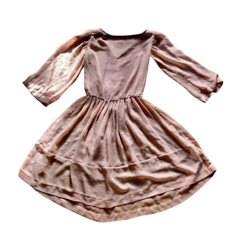 Midi-Kleid MAJE Pink,  altrosa
