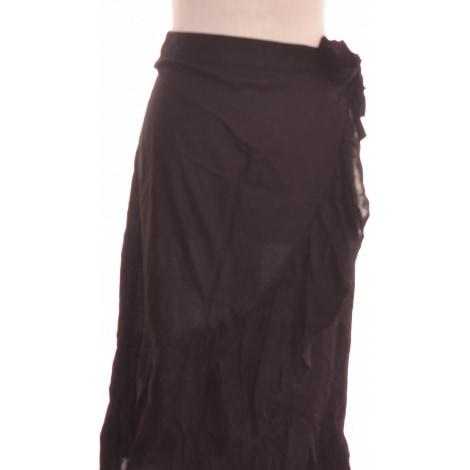Jupe mi-longue PIMKIE Noir