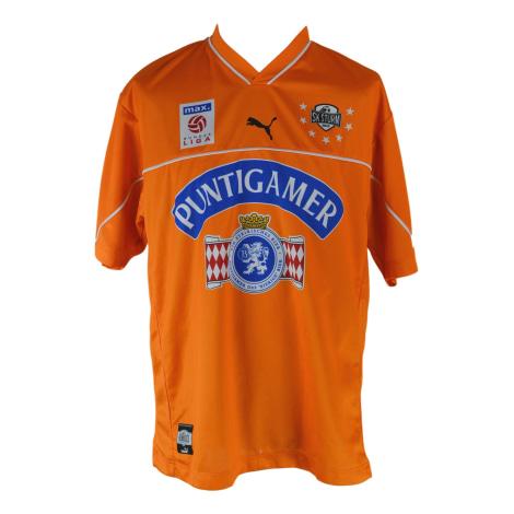 Tee-shirt PUMA Orange
