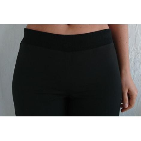 Pantalon évasé COP-COPINE Noir